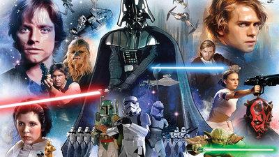 Star Wars Fotobehang 1592P8