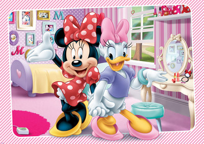 Mickey & Minnie Mouse Fotobehang 1645P8