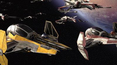 Star Wars Fotobehang 1681P8