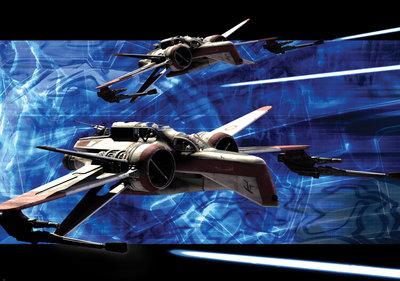 Star Wars Fotobehang 1686P8