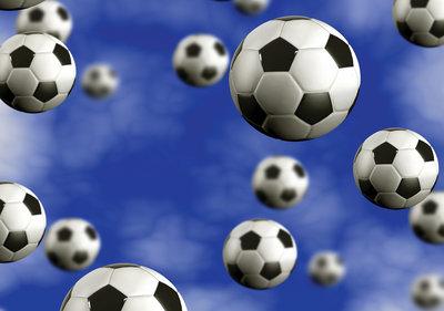 Voetbal Fotobehang 187P8