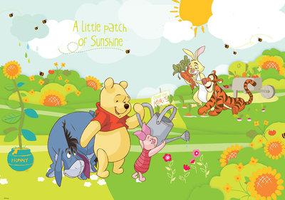 Winnie The Pooh Fotobehang 201P8