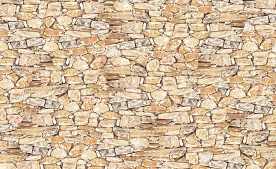 Hout - Steen - Beton Fotobehang 246P8