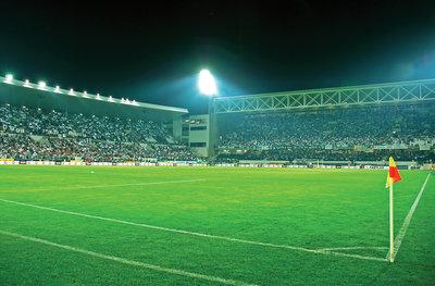 Voetbal Fotobehang 306P8
