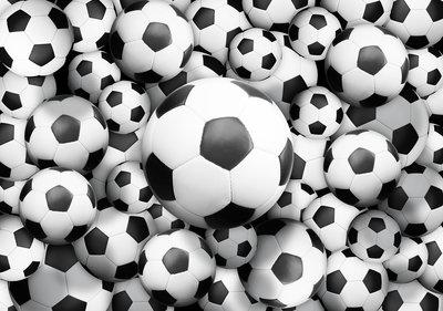 Voetbal Fotobehang 3380P8