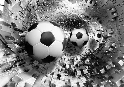 Voetbal Fotobehang 3382P8