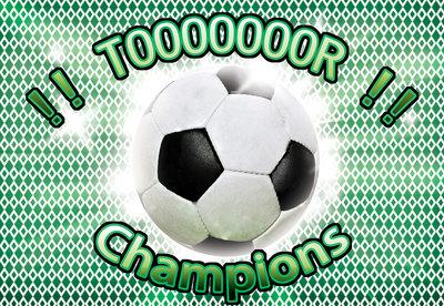 Voetbal Fotobehang 435P8
