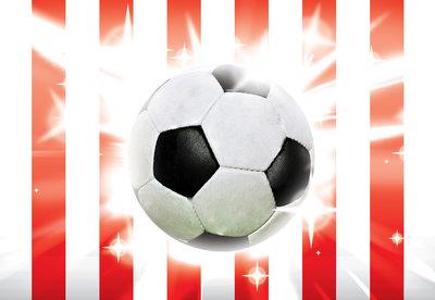 Voetbal Fotobehang 473P8