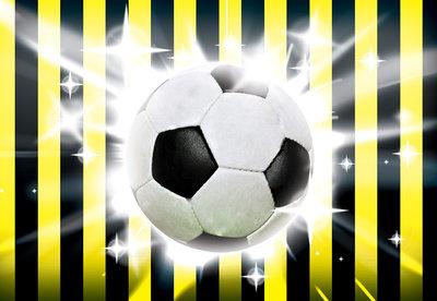 Voetbal Fotobehang 474P8