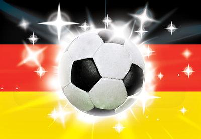 Voetbal Fotobehang 475P8