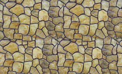 Hout - Steen - Beton Fotobehang 641P8