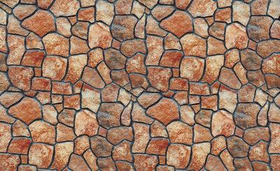 Hout - Steen - Beton Fotobehang 642P8