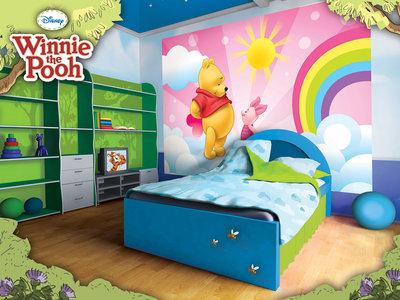 Winnie The Pooh Fotobehang 4-007P8