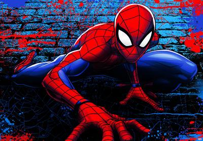 Spider Fotobehang 10587P8