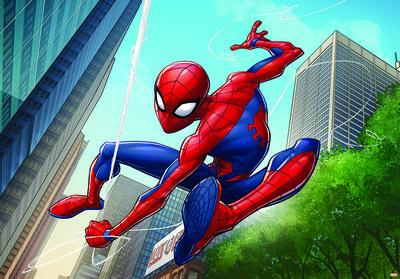 Spiderman fotobehang goedkoop online bestellen for Fotobehang goedkoop