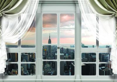 New York Fotobehang 10623P8