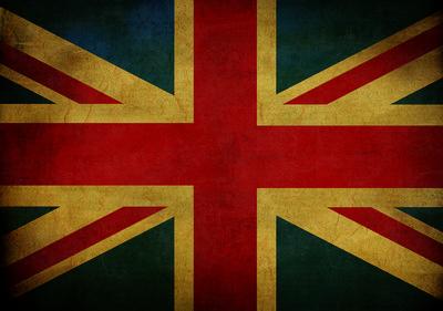 Engelse Vlag Fotobehang 10677P8