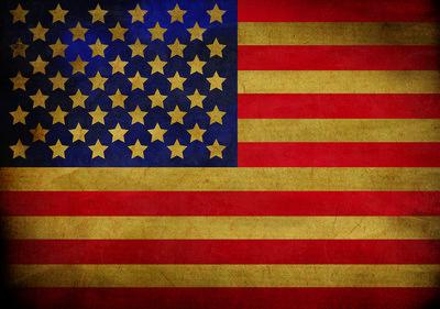 USA Vlag Fotobehang 10679P8