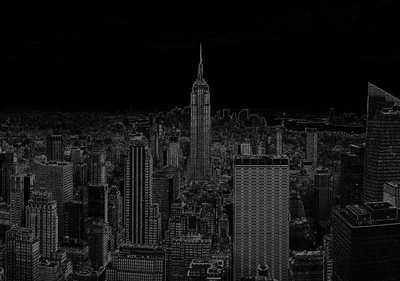 New York Fotobehang 10687P8