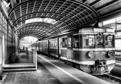 Fotobehang Metro 11383P8