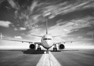 Fotobehang Vliegtuig 11386P8