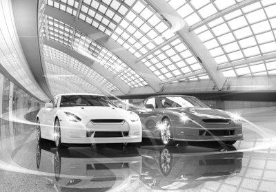 Fotobehang Race Auto 11394P8