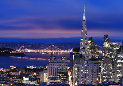 San Francisco Fotobehang 11576P8