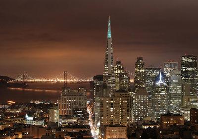 San Francisco Fotobehang 11575P8