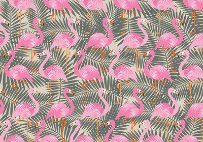 Flamingo Fotobehang 11142P8