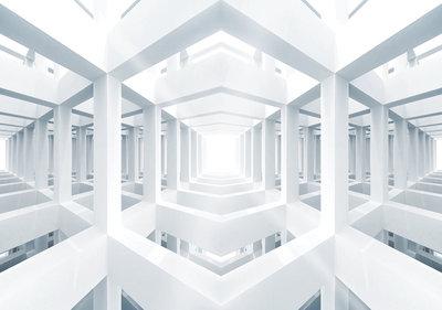 3D Abstract Fotobehang 10161P8