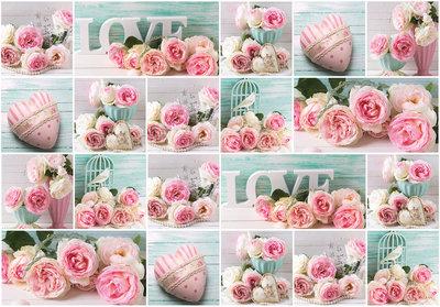 Rozen Love Fotobehang 10466P8