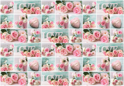 Rozen Love Fotobehang 10465P8