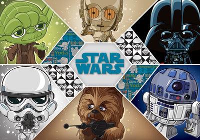 Star Wars Fotobehang 11664P8