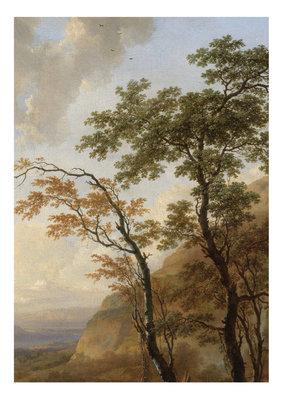 KEK Amsterdam Golden Age Landscapes IV WP.383 (Met Gratis Lijm)
