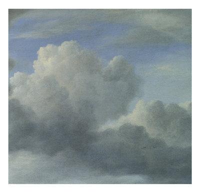 KEK Amsterdam Golden Age Clouds III WP.214 (Met Gratis Lijm)