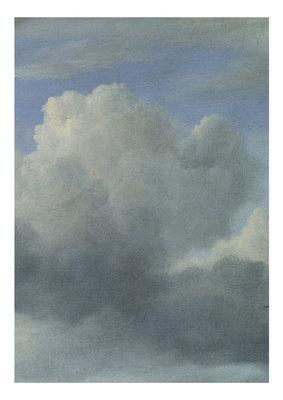 KEK Amsterdam Golden Age Clouds III WP.204 (Met Gratis Lijm)