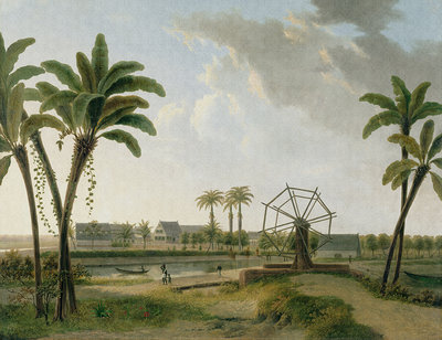 Dutch Wallcoverings Painted Memories 8001