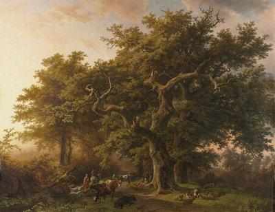 Dutch Wallcoverings Painted Memories 8010