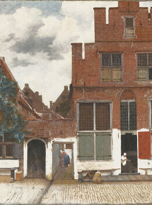 Dutch Wallcoverings Painted Memories 8012