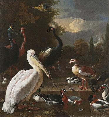 Dutch Wallcoverings Painted Memories 8014