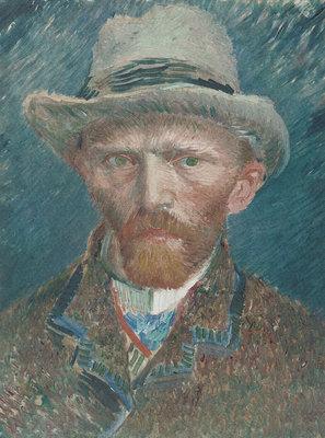 Dutch Wallcoverings Painted Memories 8015 Van Gogh