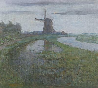 Dutch Wallcoverings Painted Memories 8033