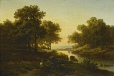 Dutch Wallcoverings Painted Memories 8031
