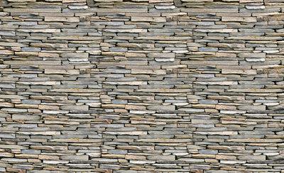 Hout - Steen - Beton Fotobehang 521P8