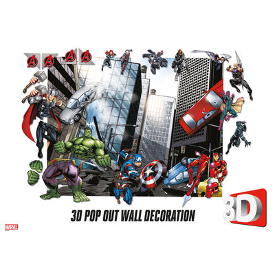 Dutch Wallcoverings Walltastic 44562