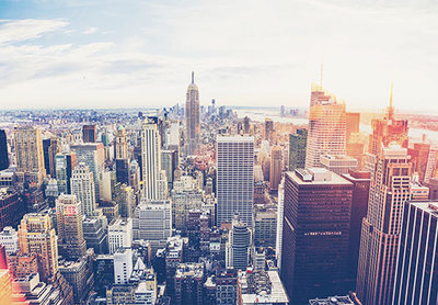 New York City Fotobehang 12119P8