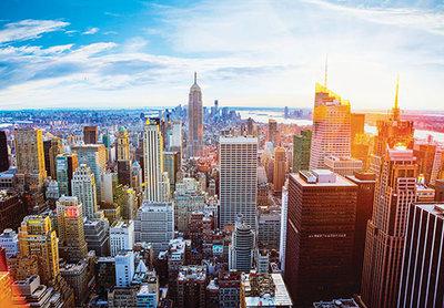 New York City Fotobehang 12116P8