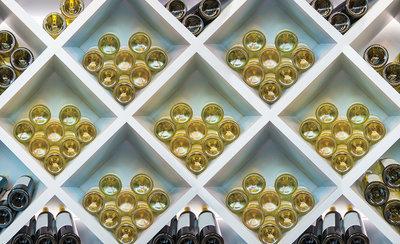 Wijnflessen Fotobehang 12171P8