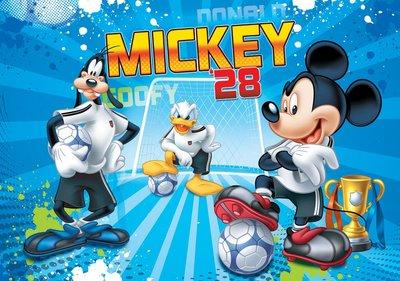 Mickey Mouse Fotobehang 952P8