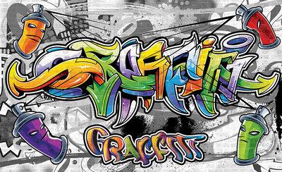 Graffiti Fotobehang 2295P8